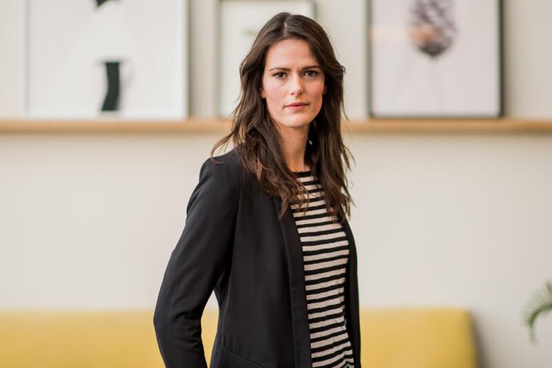 Pien Bos werkzaam in het Ondernemings- en Arbeidsrecht bij The Legal Group Amsterdam & Den Haag